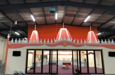 Ireland's first ever Hindu Temple opens today in Dublin