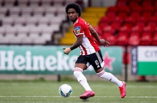 Derry move up to fourth with victory over Cork City
