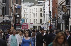 Ireland's economy shrank 1.1 per cent in first quarter