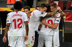 Europa League specialists Sevilla win the Europa League again
