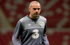 Darron Gibson signs on for one more year at Salford City