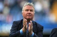 Ex-Chelsea boss Hiddink back in international football after taking charge of Caribbean minnows