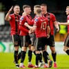 Bohs move to within two points of title rivals Rovers after comfortable Dublin derby win