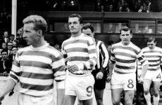 Celtic great Joe McBride dies at 74