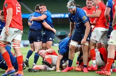 Leinster have just enough class as injury-hit Munster push them all the way