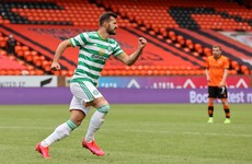 Ajeti earns Celtic late win against Dundee United with first Hoops goal