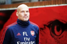 Freddie Ljungberg leaves Arsenal in search of managerial experience