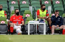Munster lament 'pretty serious' Snyman injury after minimal contact training
