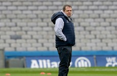 Davy Fitz: 'People say you should give it a miss for a year. I just don't agree with that'