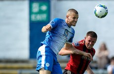 Delap delivers win for Harps after a crazy finish in Waterford