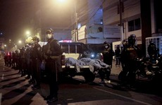 At least 13 dead in crush at nightclub in Peru after police raid over Covid-19 violations