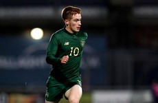 Ireland U21 star Connor Ronan makes loan move to Swiss side Grasshoppers