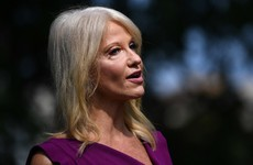 Key Trump ally Kellyanne Conway resigns as senior White House advisor