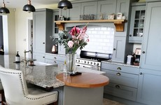 'I wanted a traditional farmhouse feel': Antonia shares her newly designed family kitchen