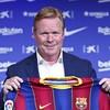 Cruyff inspiration for new Barca boss Koeman