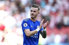 Big boost for Leicester as James Maddison signs reported £100,000-per-week deal