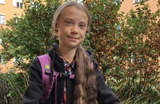 Greta Thunberg goes back to school after year off for climate