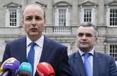 Taoiseach tells farmers that a new Agriculture Minister will be appointed next week