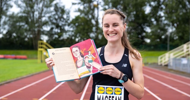 'Those performances have really stamped my place in world-class Irish athletics, and world-class athletics'