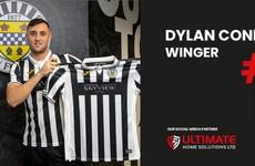 Ex-Ireland U21 winger Connolly joins St Mirren