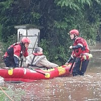 37 rescued from floods as homes evacuated in Down