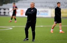 'I felt I had no choice given recent events' - Dundalk first-team coach departs