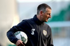 'He was born to coach and manage' - Quiet man Crawford the perfect fit for Ireland U21s