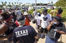 After wreaking destruction in Cuba and Haiti, 'major' Hurricane Laura storms towards Texas and Louisiana