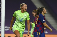 German giants Wolfsburg book Champions League final spot as Swedish star breaks Barca hearts