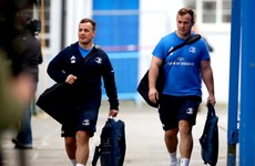Ed Byrne driving on with Leinster as twin brother Bryan settles in Bristol