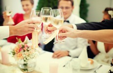 Updated guidance on weddings: All guests out of function room by 11.30pm and face coverings when leaving table