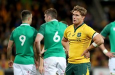 Wallabies captain Hooper to move to Japanese Top League next year