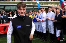 Kieren Fallon's son Cieren handed jockey job with Qatar Racing