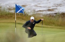 Scottish Open: Lowry third as Molinari sets course record
