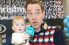 'Radically different and Covid aware': Ryan Tubridy explains how the Toy Show will work this year