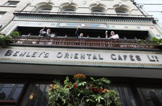 Bewley's Grafton Street cafe to re-open tomorrow