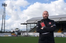 'This is not a deal we have' - Dundalk boss Giovagnoli won't accept interference in team selection