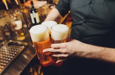 Gardaí find 26 incidents of pubs potentially serving drink but no food last week