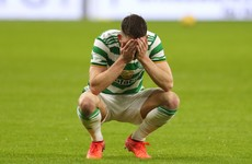 Celtic crash out of Champions League after home defeat to Ferencvaros