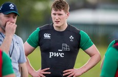 Ex-Ulster lock Jack Regan named in Mitre 10 Cup squad in New Zealand