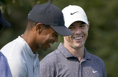 Tiger and Thomas to face McIlroy and Rose in charity duel