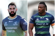 Adeolokun and McCabe join Pat Lam's Bristol on short-term deals