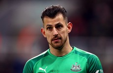 Concern for Slovakia as Dubravka emerges as a doubt for Ireland play-off