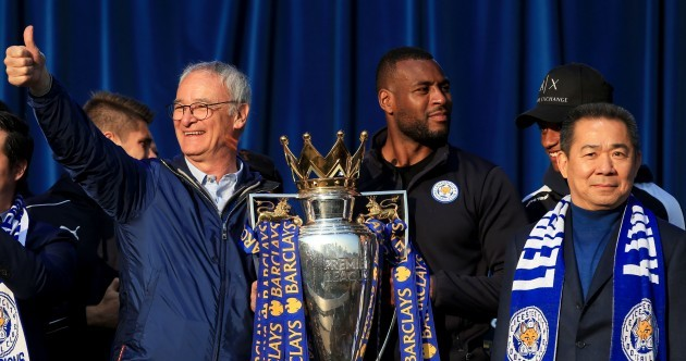 Quiz: How well do you remember the 2015-16 Premier League season?