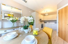 Brand new three and four-beds from €355k in commuter-friendly west Dublin