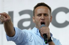Russia claims there are no signs that a criminal act caused Navalny's illness