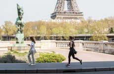 Paris officials announce u-turn on mask-wearing requirements for cyclists and joggers