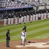 Mets and Marlins stage walk-off after 42 seconds of silence