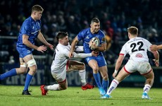 Rob Kearney at 15 for Leinster as Madigan starts for Ulster