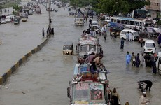 Monsoon rain wreaks further havoc in Karachi, killing 20 more people
